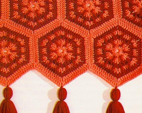 Vintage crochet afghan patterns — img 13