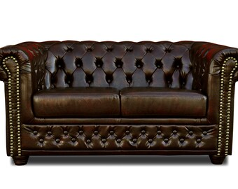 Beau Chesterfield Quilted Sofa With Antique Chesterfield Leather Sofa Unique,  Elegant British Classic