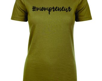 Mompreneur Shirt