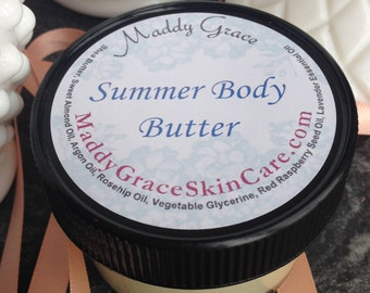 Summer Body Butter - Maddy Grace SkinCare