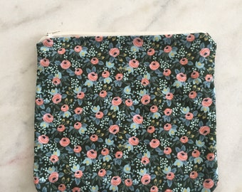 Rosa Cosmetic Pouch
