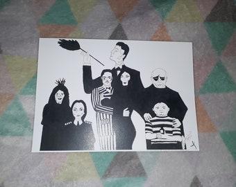 It's Addams Family