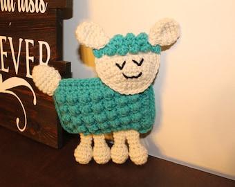 Crochet | Lamb