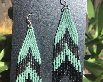Sea Swimmer Earrings