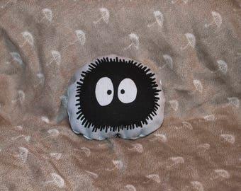 Big Soot Sprite Cat Nip Toy - Hand Screen Printed