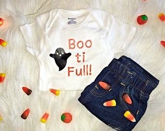 Boo Ti Full Onesies® brand by Gerber®