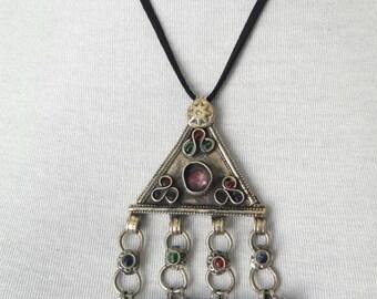Set of 3 pendants Turkmen