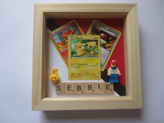 Modern Pokemon Picture Frame Ornament - Custom Picture Frame Ideas ...