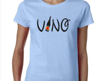 Vino Shirt - Disney Vino Shirt - Disney Drinking Shirt - Disney Women's Shirt - Food And Wine Shirts - Epcot Shirts - Disney Drinking Shirt
