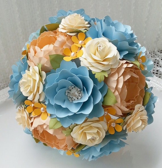 flower paper bouquet - Yelom.agdiffusion.com
