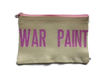 Makeup Bag - War Paint