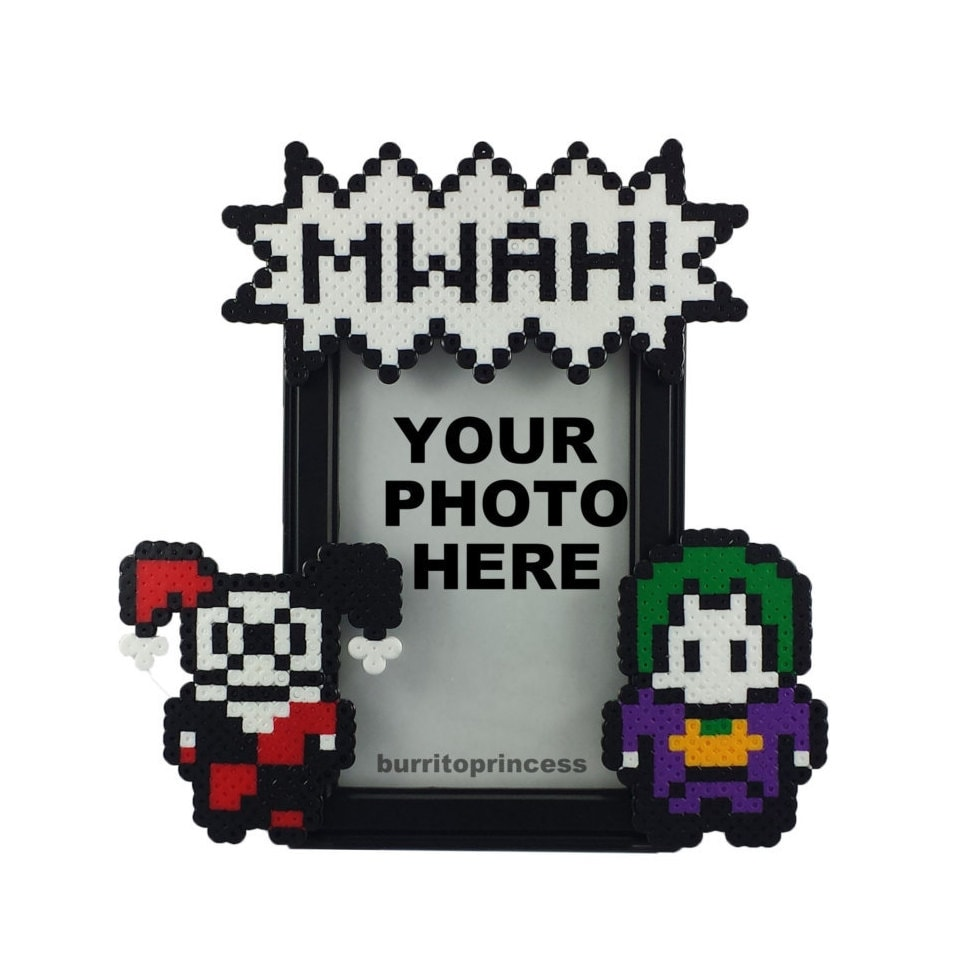 Picture frame harley quinn and joker picture frame couples zoom jeuxipadfo Gallery