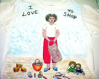 I Love to Shop