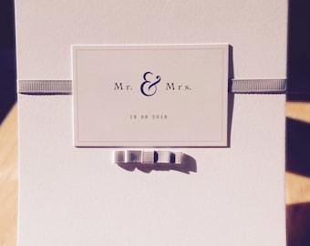 50 Personalised Elegant Wedding Invitations