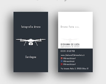 Business Card Template // Personalized