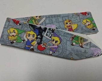 Legend of Zelda Cloth Tie Headband