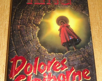 Vintage Thriller - Dolores Claiborne, Stephen King, First Edition 1993, Not Price Clipped, Psychological Thriller