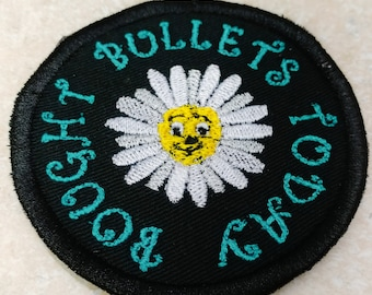 BOUGHT BULLETS TODAY adult merit badge