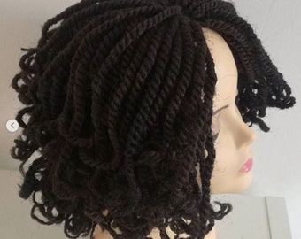 Vanilla twist Braidswig