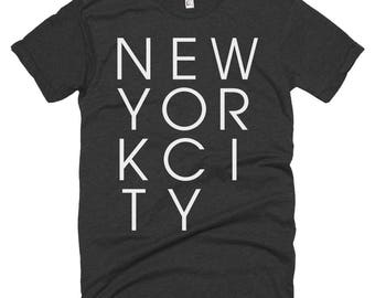 New York City Letters T-shirt | NYC