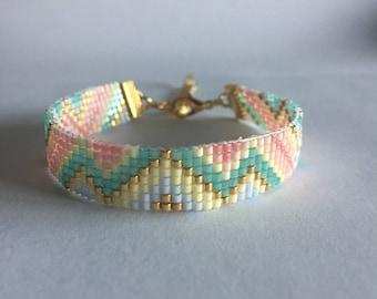 Fun Bead Loom Bracelet