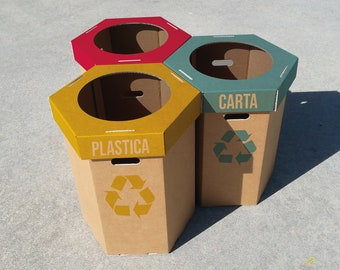 Recycle Baskets for separate collection