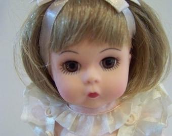 a Tisket a Tasket 8 inch Madame Alexander doll