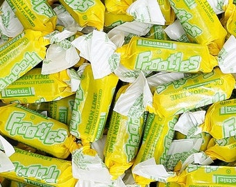 Tootsie Roll Frooties Candy - Lemon Lime - 360-Piece Bag
