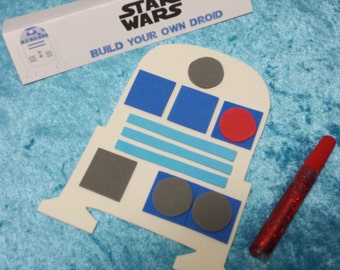 Star Wars Build Your Own Droid Craft Kit