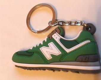 New Balance key fob ml 574 Green Keychain