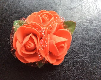 Dog collar Accessory Flower Wedding Special Occasion Photo Prop