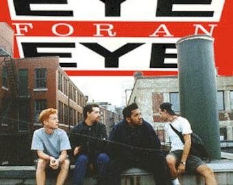 Eye For An Eye 100% Unnaturual  CD