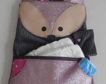 Diaper bag personalized pet