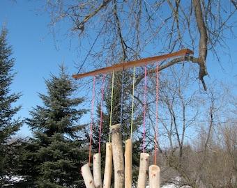 Wood Mobile Seventy   Canoe Thwart & Mixed Woods