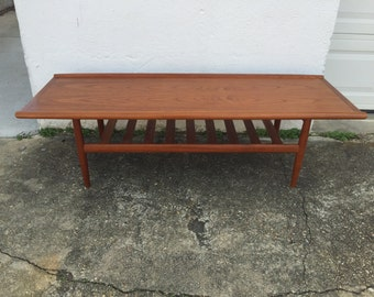 Browse More Items From Etsy. Favorite Favorited. Add To Added. Vintage MC Danish  Coffee Table