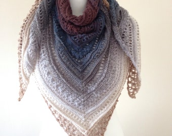Summer shawl, summer wrap, cotton shawl, lace scarf, cotton scarf, summer scarf, cotton wrap, lace shawl, lace wrap, cotton stole,