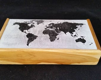 World Keepsake Box