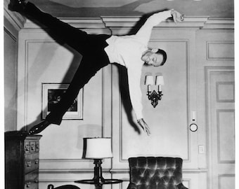 "Photo of Fred Astaire from ""Royal Wedding"""