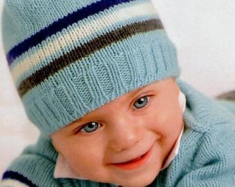 Little Man Baby Beanie