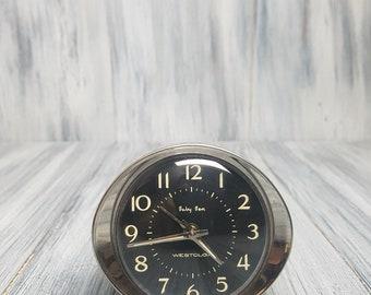Vintage Westclox Baby Ben Windup Alarm Clock1980s WORKING