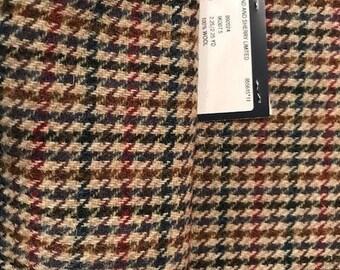 NEW Imported Luxury UK Harris Tweed