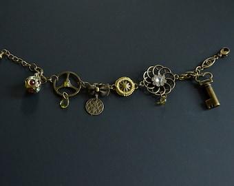Rydia Charm Bracelet