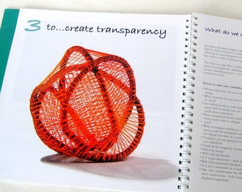 On Form - A stitcher's Workbook on Sculptural Textiles