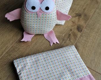 baby owls theme box