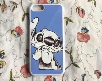 Stitch Phone Case, Lilo and Stitch iphone and Samsung Phone Case, Disney Phone Case