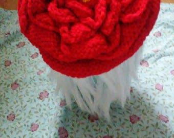 Huge Flower Hat