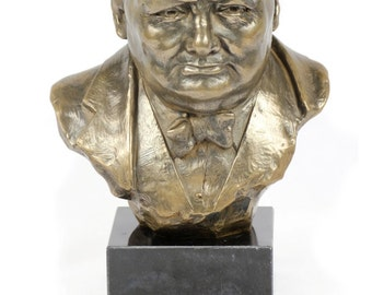 Winston Churchill, famous british people, limited edition, ArtDog