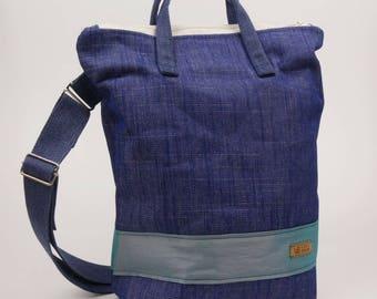 Shoulder bag, courier bag, messenger bag, handbag , sling bag
