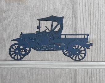 Model T Pickup Wall Art