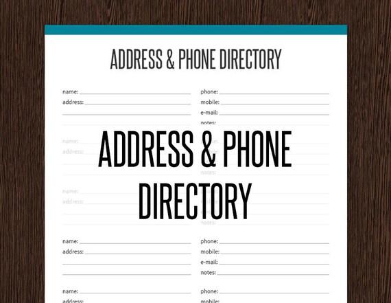 download phone book